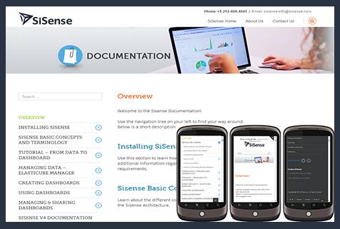 Sisense Online Documentation