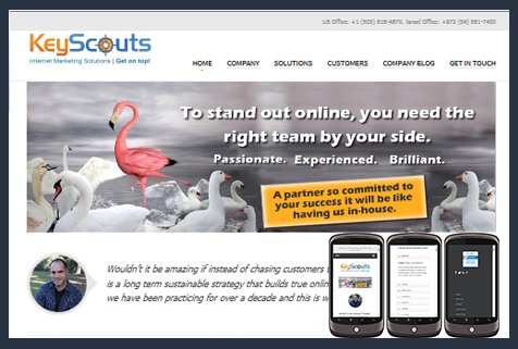 KeyScouts - Internet Marketing