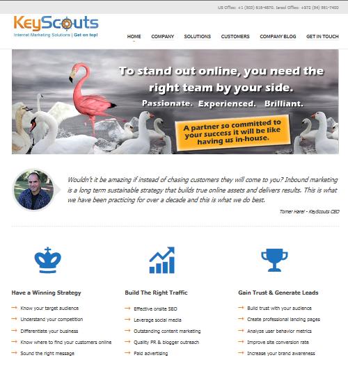 KeyScouts