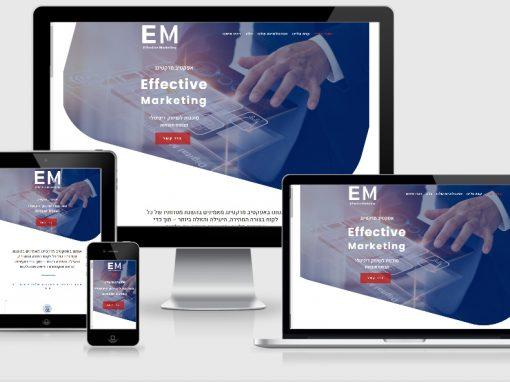 Effective Marketing – Ads Agency